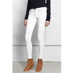 Rag & Bone Samurai Legging Bright White
